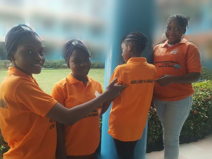 Orange the world: Generation Equality Stands Against Rape, Shining Star Group of Schools